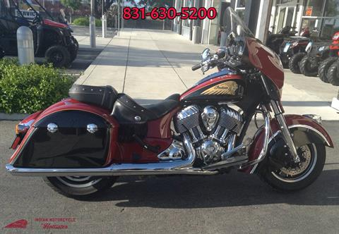 2015 Indian Chieftain® in Hollister, California