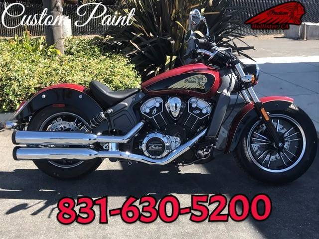 2017 Indian Scout® in Hollister, California