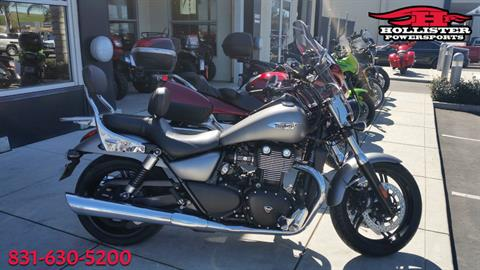 2014 Triumph Thunderbird Storm ABS in Hollister, California