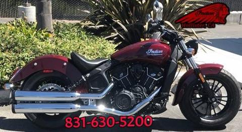 2017 Indian Scout® Sixty ABS in Hollister, California
