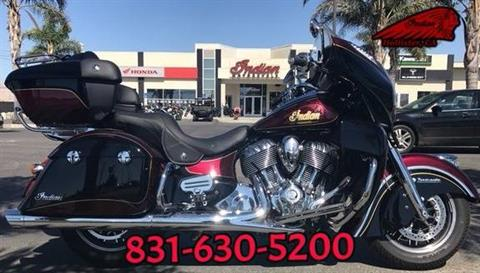 2015 Indian Roadmaster™ in Hollister, California