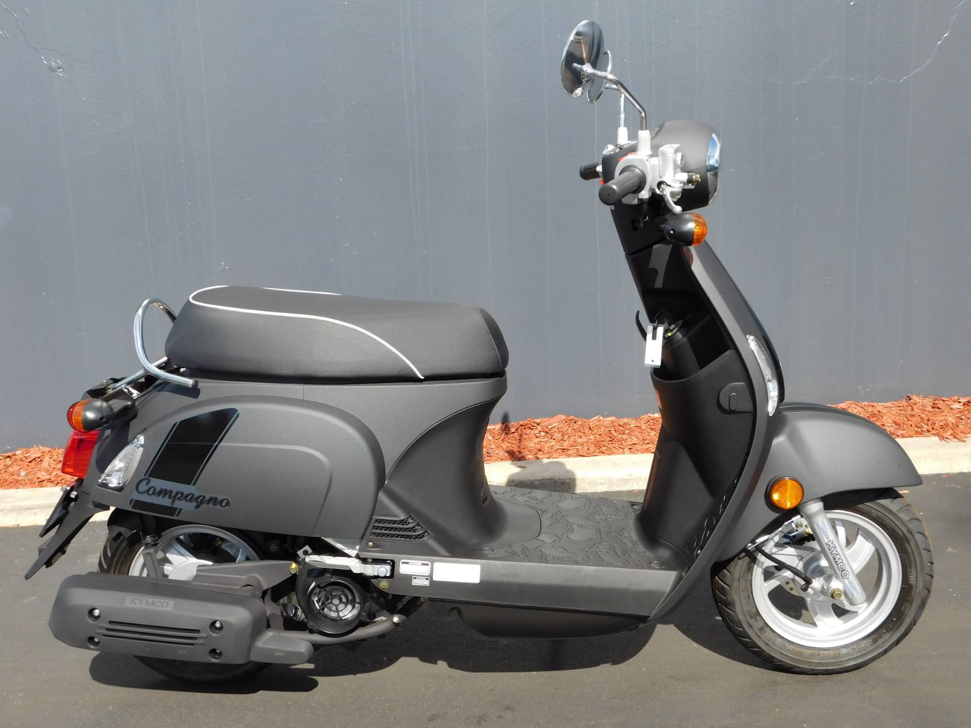 2017 Kymco Compagno 110i in Chula Vista, California