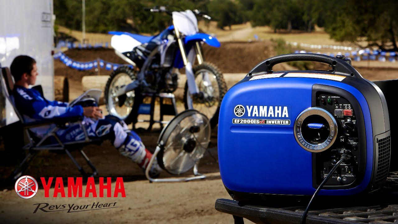 2016 Yamaha EF2000isv2 in Denver, Colorado