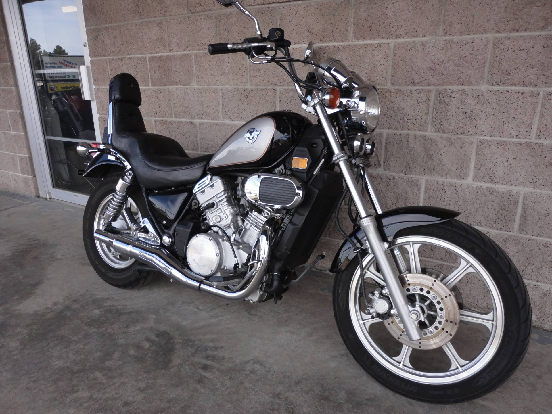 2002 Kawasaki Vulcan 750 in Denver, Colorado