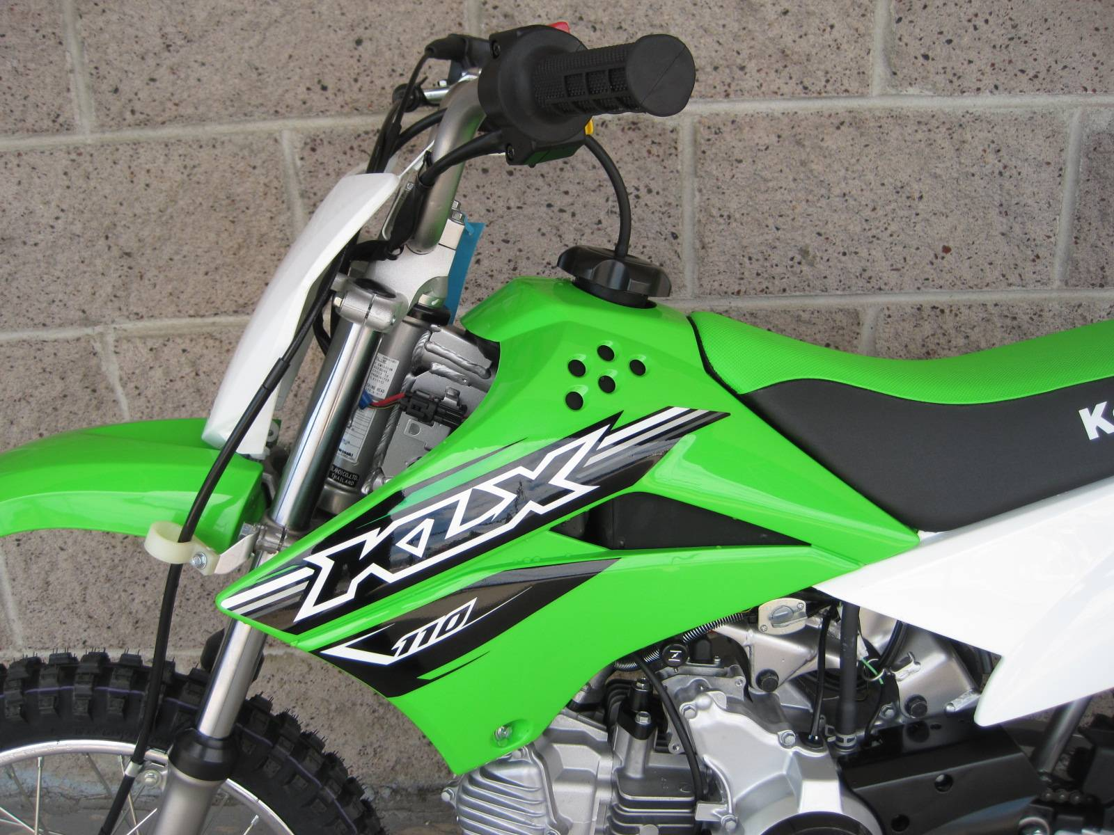 2017 Kawasaki KLX110 in Denver, Colorado