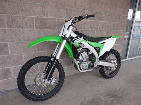 2016 Kawasaki KX450F in Denver, Colorado