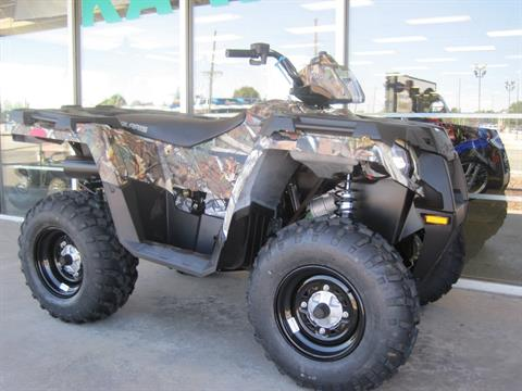 2017 Polaris Sportsman 570 EPS Camo in Denver, Colorado