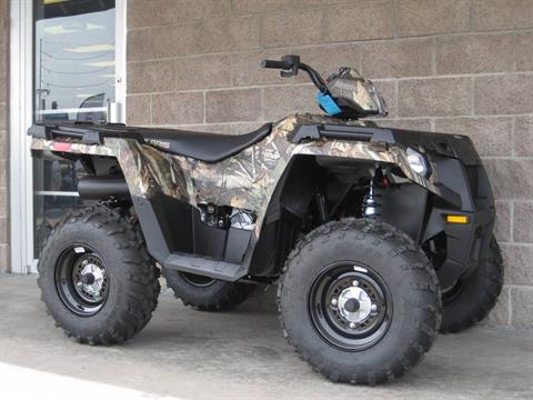 2017 Polaris Sportsman 570 Camo in Denver, Colorado