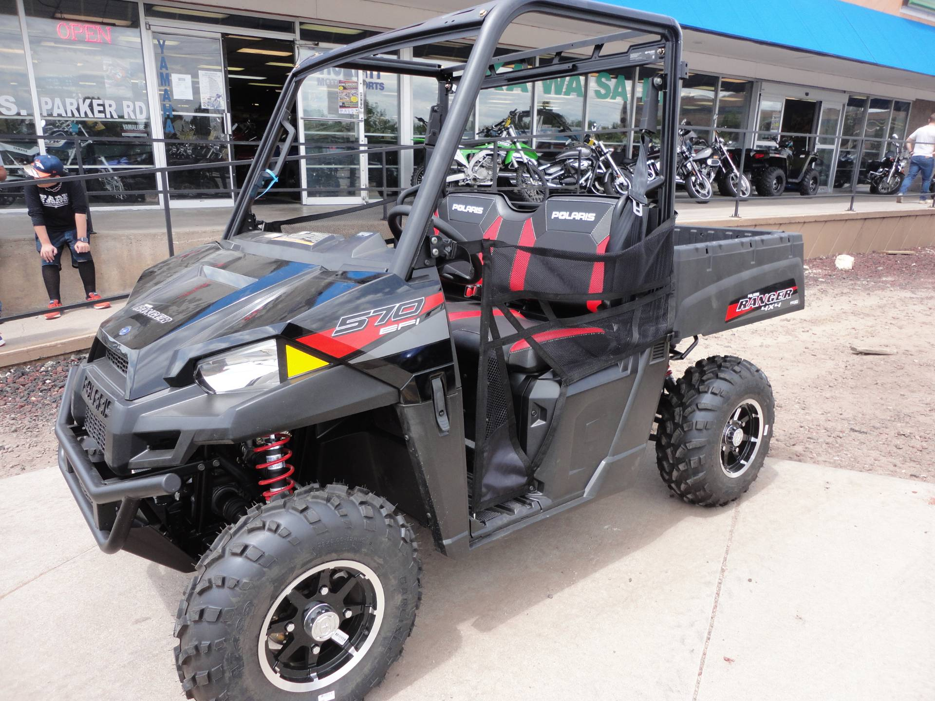 2017 Polaris Ranger 570 EPS in Denver, Colorado