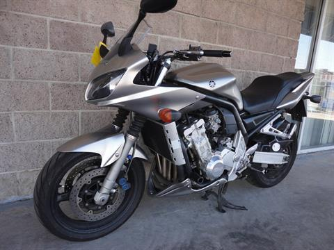 2003 Yamaha FZ1 in Denver, Colorado
