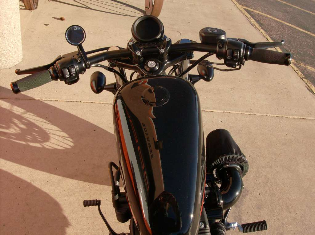 2010 Harley-Davidson Sportster® Forty-Eight™  in Green River, Wyoming