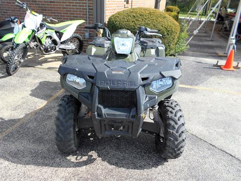 2017 Polaris Sportsman 450 H.O. EPS in Belvidere, Illinois