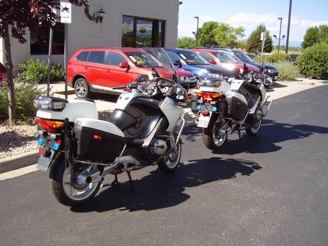 2009 BMW R 1200 RT in Centennial, Colorado