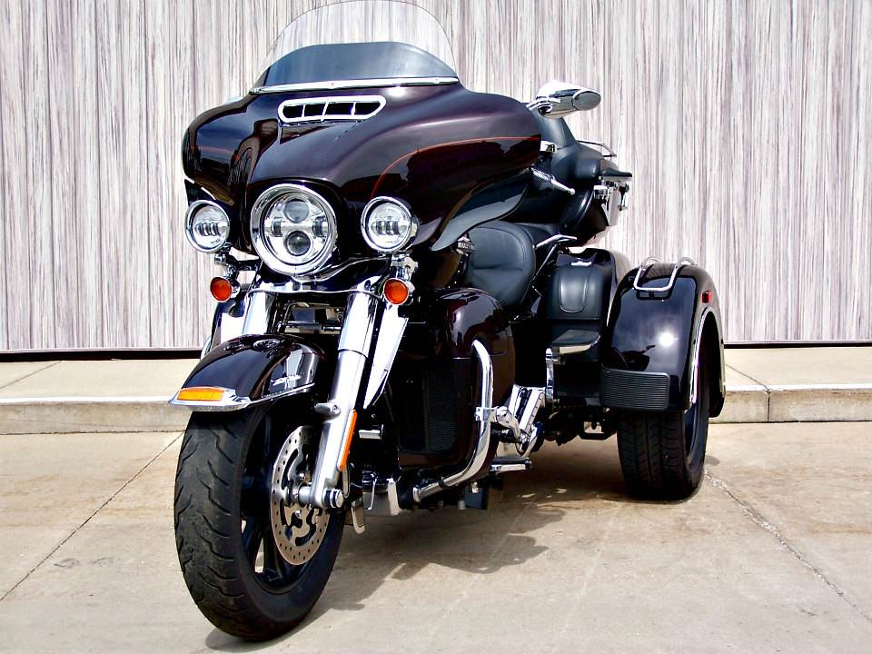 2014 Harley-Davidson Tri Glide® Ultra in Erie, Pennsylvania