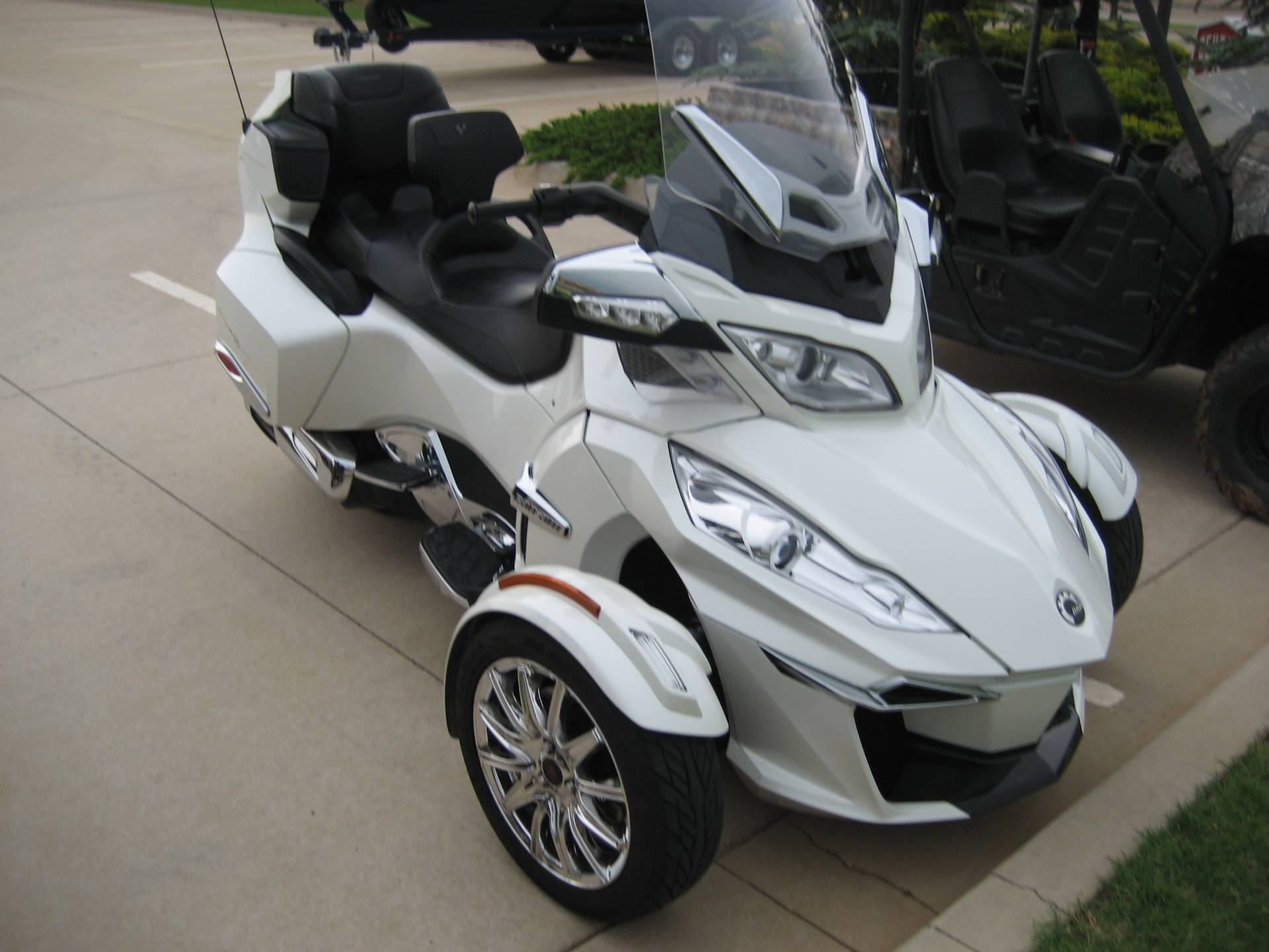 2015 Can-Am Spyder® RT Limited in Shawnee, Oklahoma