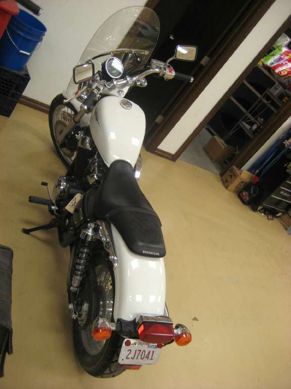 2010 Honda Shadow® RS in Shawnee, Oklahoma