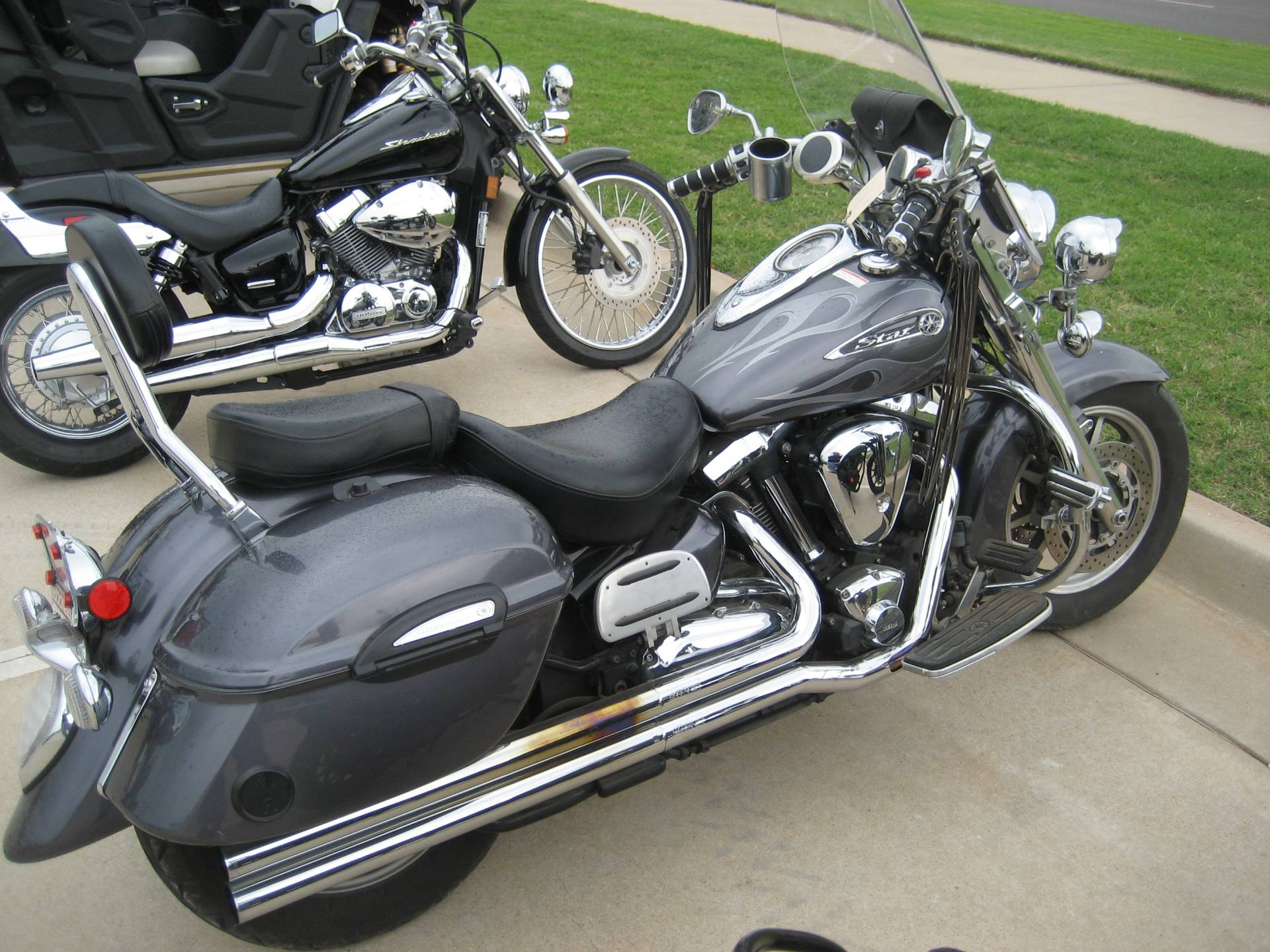 2008 Yamaha Road Star S in Shawnee, Oklahoma