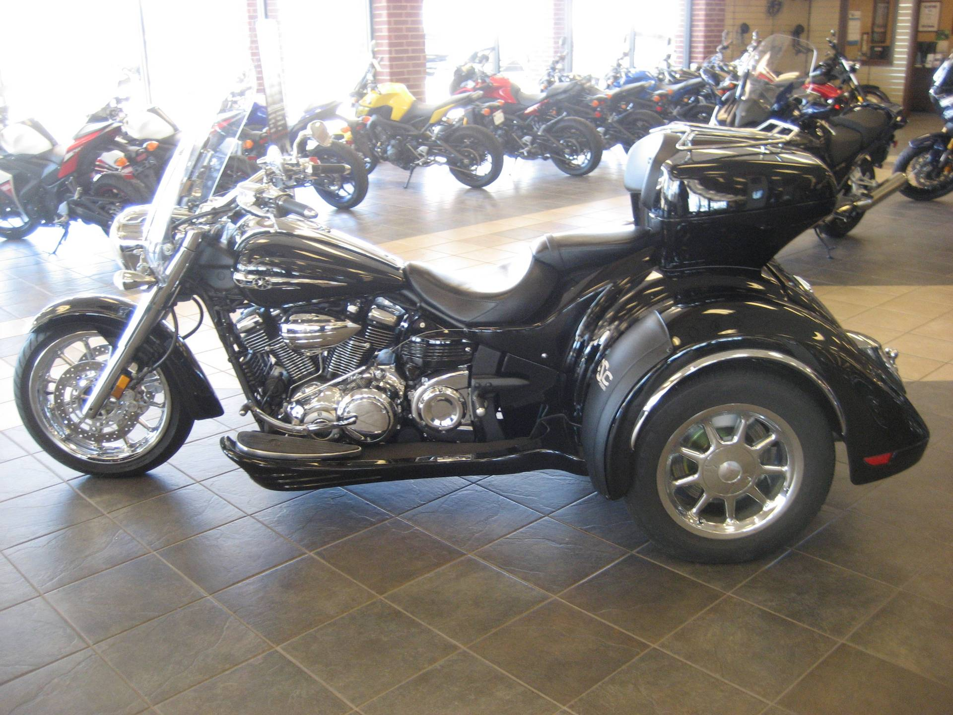 2013 Yamaha CALIFORNIA SIDE CAR in Shawnee, Oklahoma