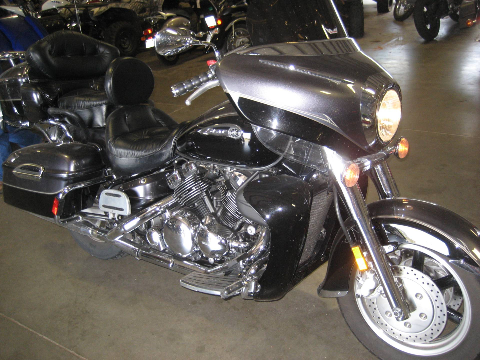 2013 Yamaha Royal Star Venture S in Shawnee, Oklahoma