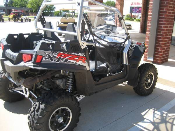 2012 Polaris Ranger RZR® XP 900 LE in Shawnee, Oklahoma