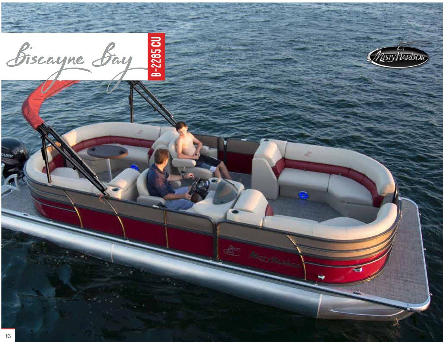 2017 Misty Harbor Biscayne Bay CU 2285 in Green Bay, Wisconsin