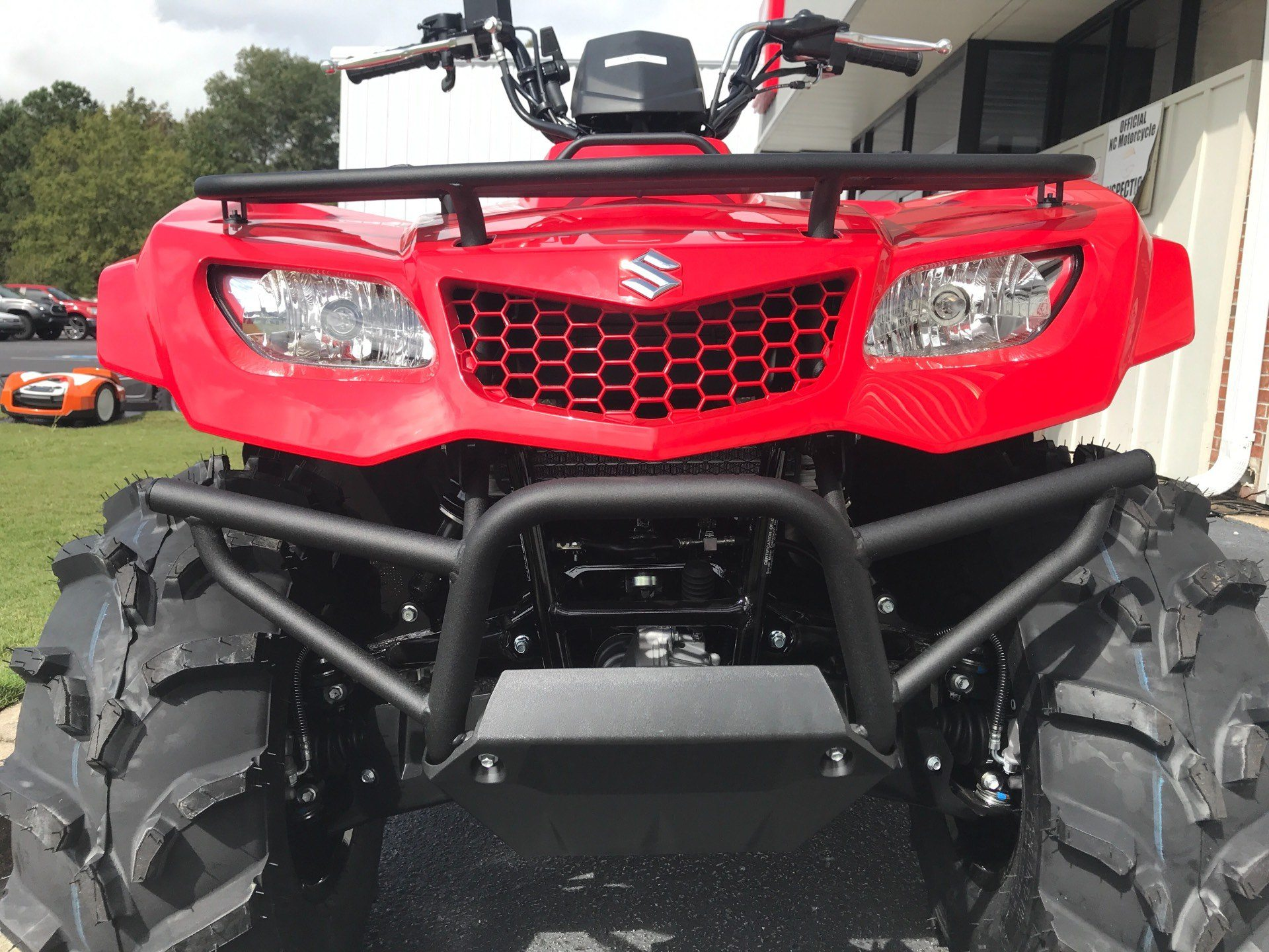 2021 Suzuki KingQuad 400ASi in Greenville, North Carolina - Photo 9
