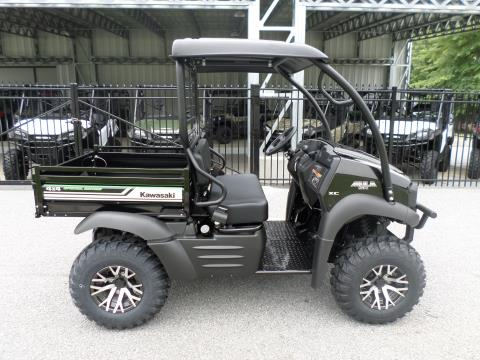 2017 Kawasaki Mule SX 4x4 XC SE in Greenville, North Carolina