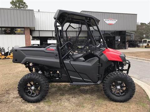 2017 Honda Pioneer 700 in Greenville, North Carolina
