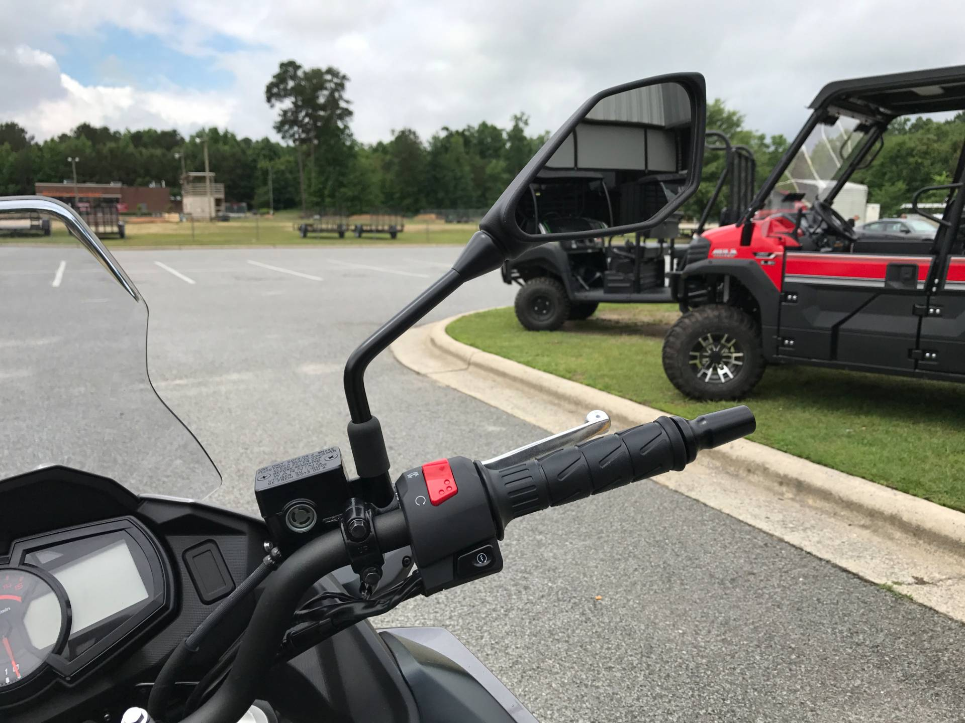 2017 Kawasaki Versys-X 300 ABS in Greenville, North Carolina