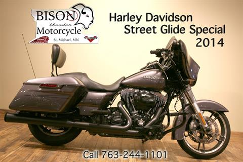 2014 Harley-Davidson Street Glide® Special in Saint Michael, Minnesota