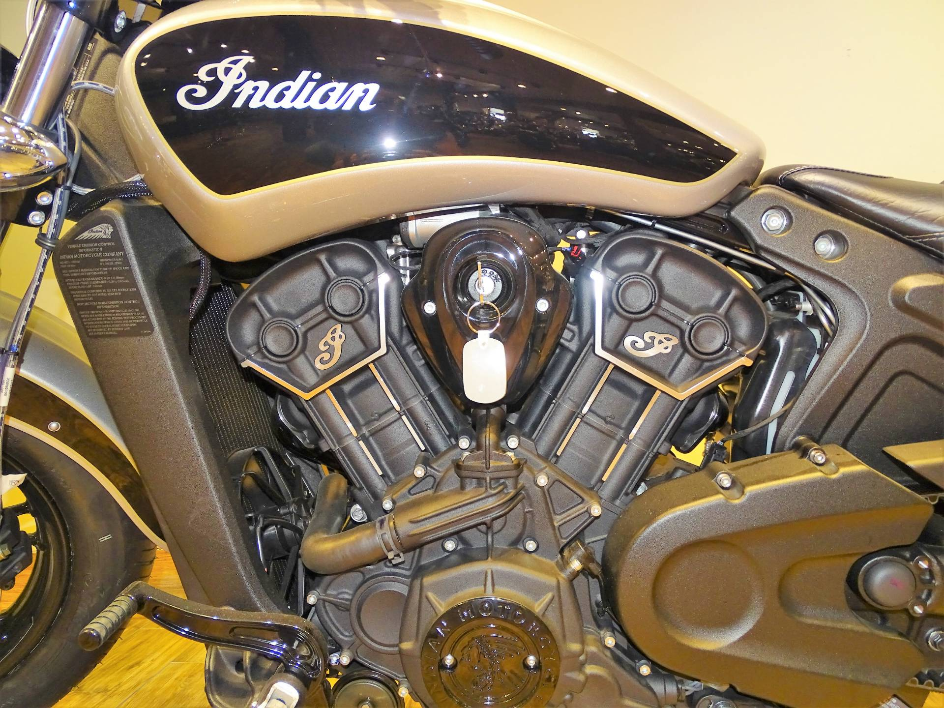 2017 Indian Scout® Sixty ABS in Saint Michael, Minnesota