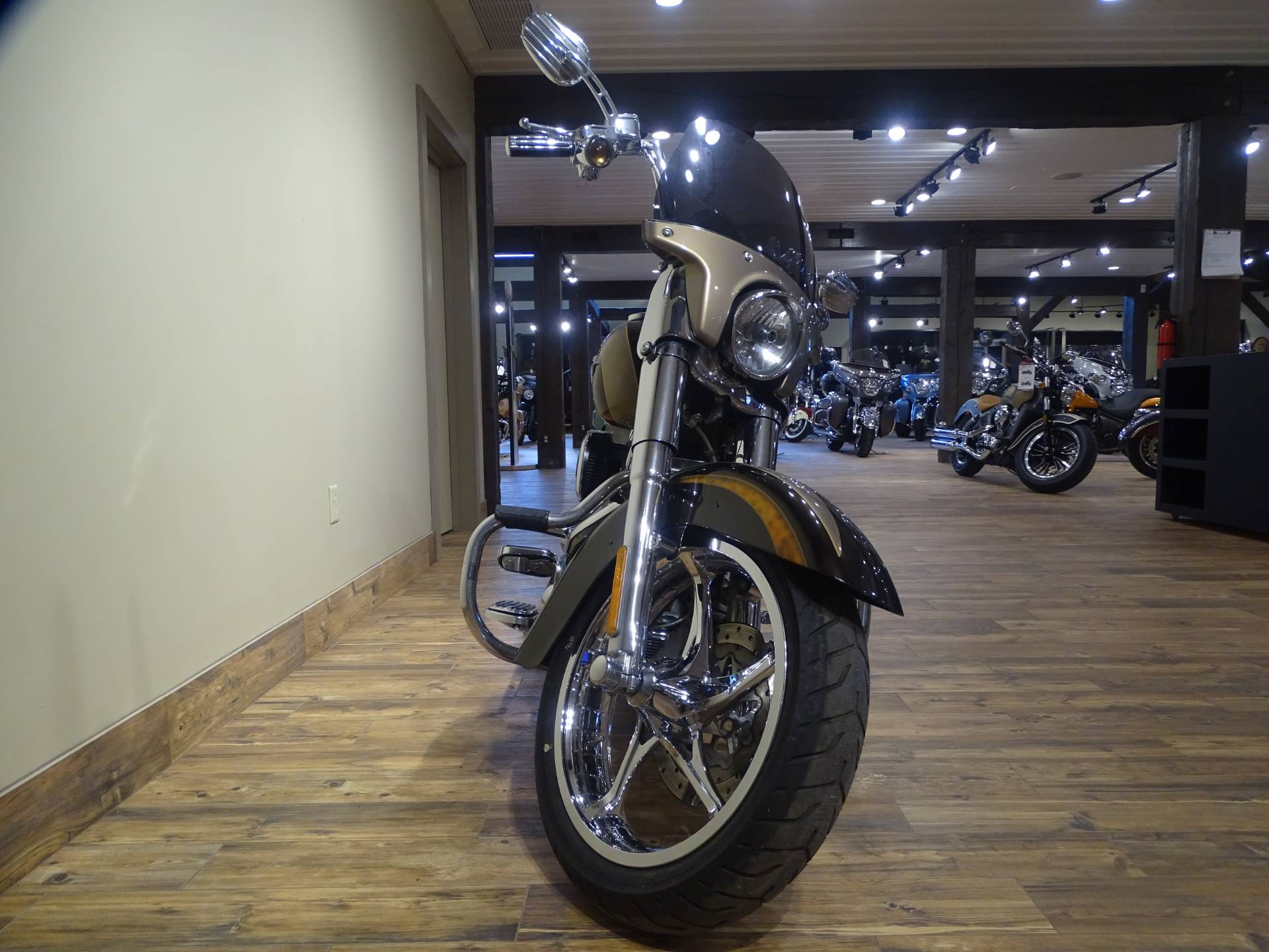 2011 Harley-Davidson CVO™ Softail® Convertible in Saint Michael, Minnesota