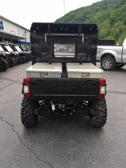 2009 Yamaha Rhino 700 FI Auto. 4x4 Special Edition in Logan, West Virginia