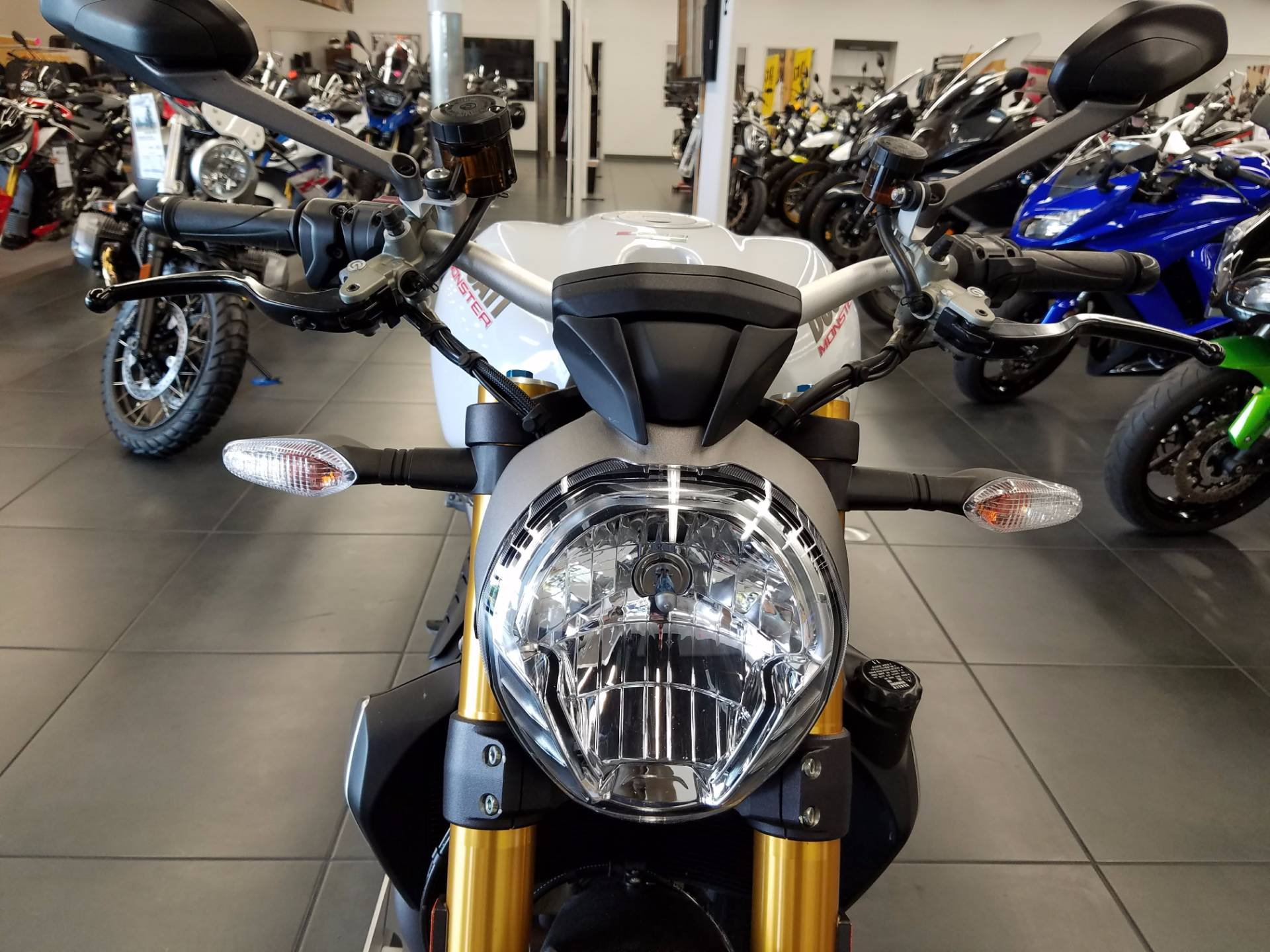 2014 Ducati Monster 1200 S in Fort Myers, Florida