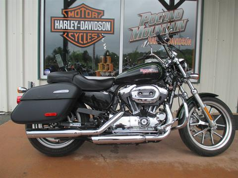 2015 Harley-Davidson SuperLow® 1200T in Stroudsburg, Pennsylvania