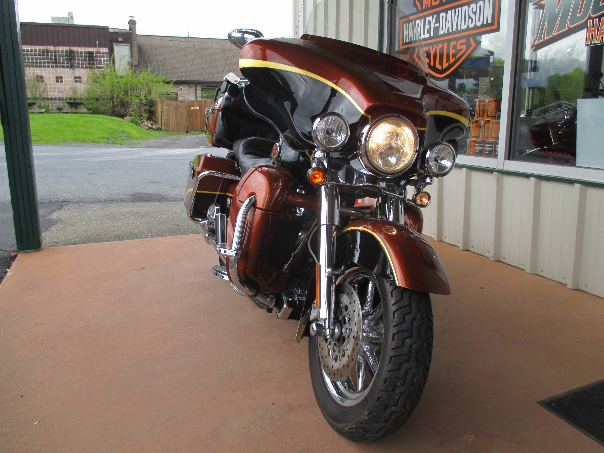 2008 Harley-Davidson CVO™ Screamin' Eagle® Ultra Classic® Electra Glide® in Stroudsburg, Pennsylvania