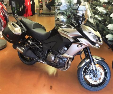 2016 Kawasaki Versys 1000 LT in Arlington, Texas