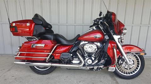 2012 Harley-Davidson Ultra Classic® Electra Glide® in Athens, Ohio