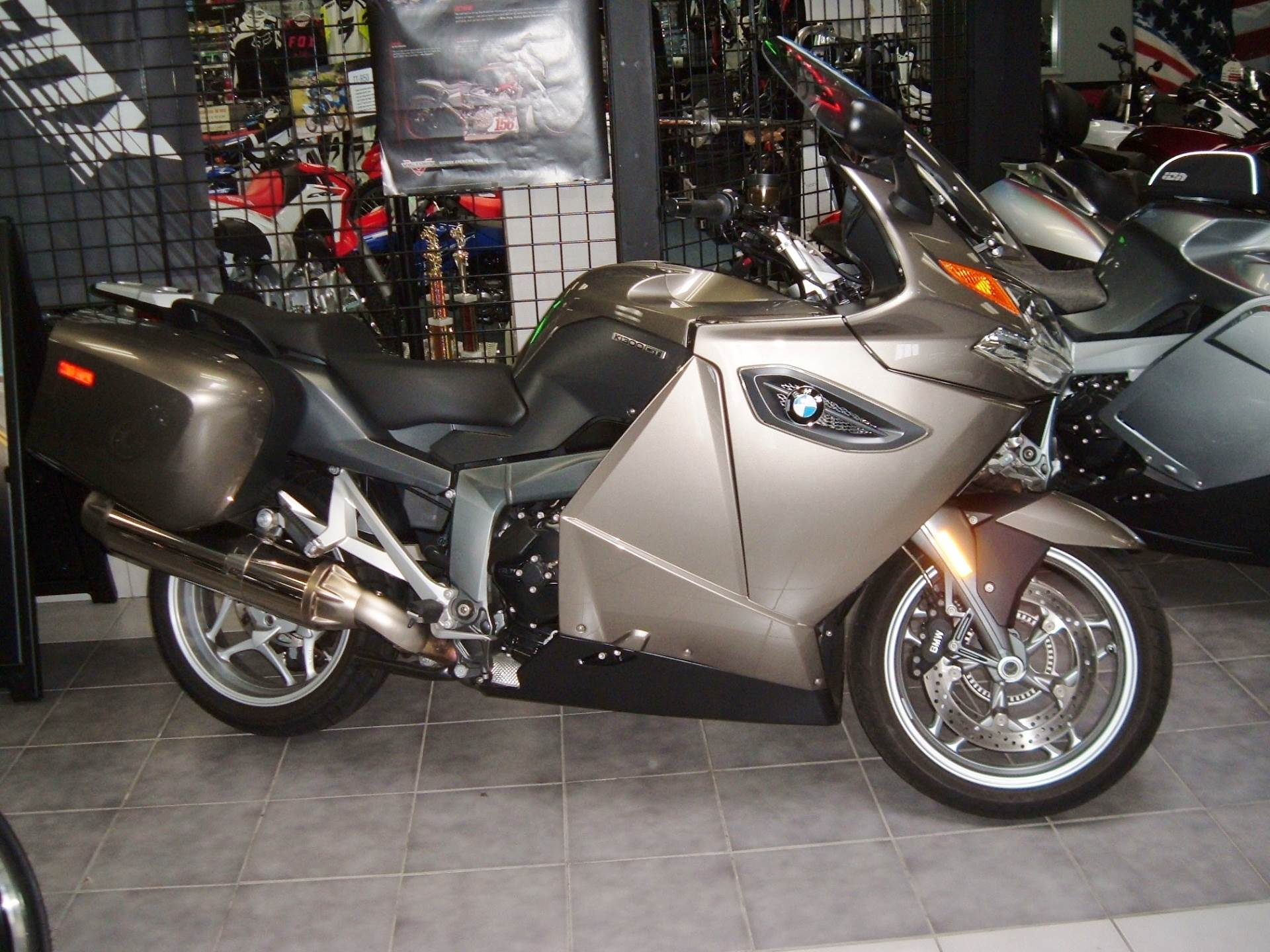 2010 BMW K 1300 GT in New Haven, Connecticut