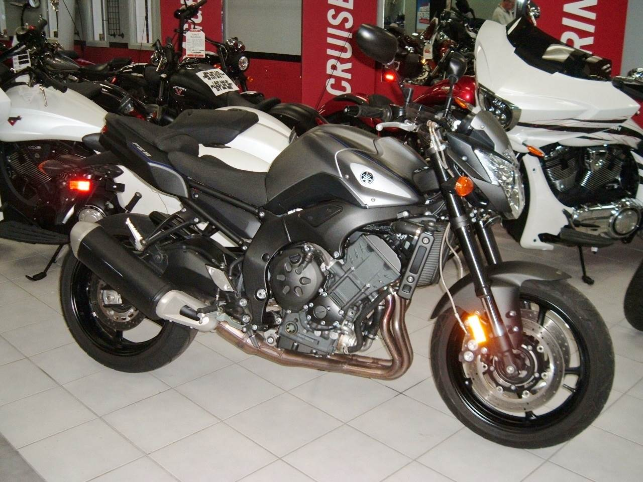 2013 Yamaha FZ8 in New Haven, Connecticut