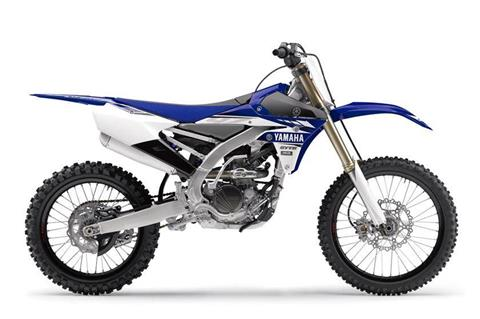 2017 Yamaha YZ250F in New Haven, Connecticut