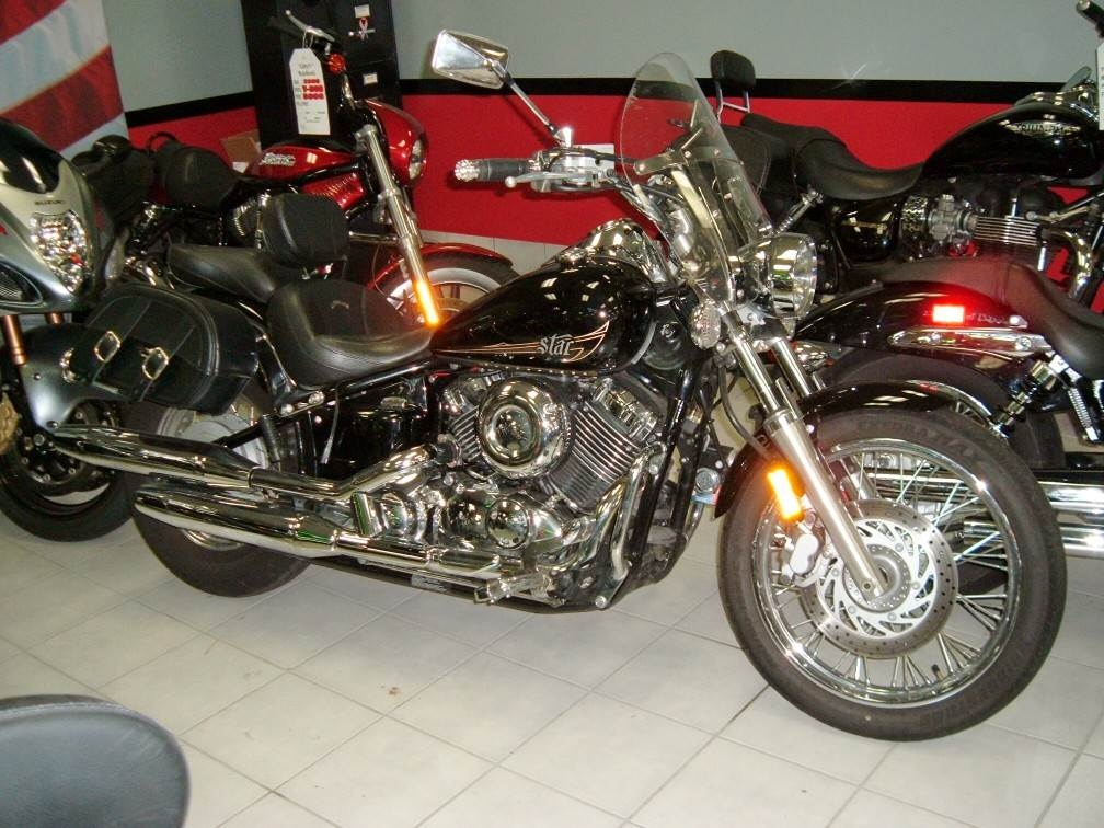 2013 Yamaha V Star 650 Custom in New Haven, Connecticut