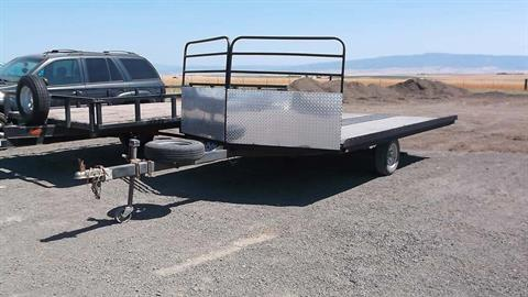 1995 Other 3 place snow trailer in Cottonwood, Idaho