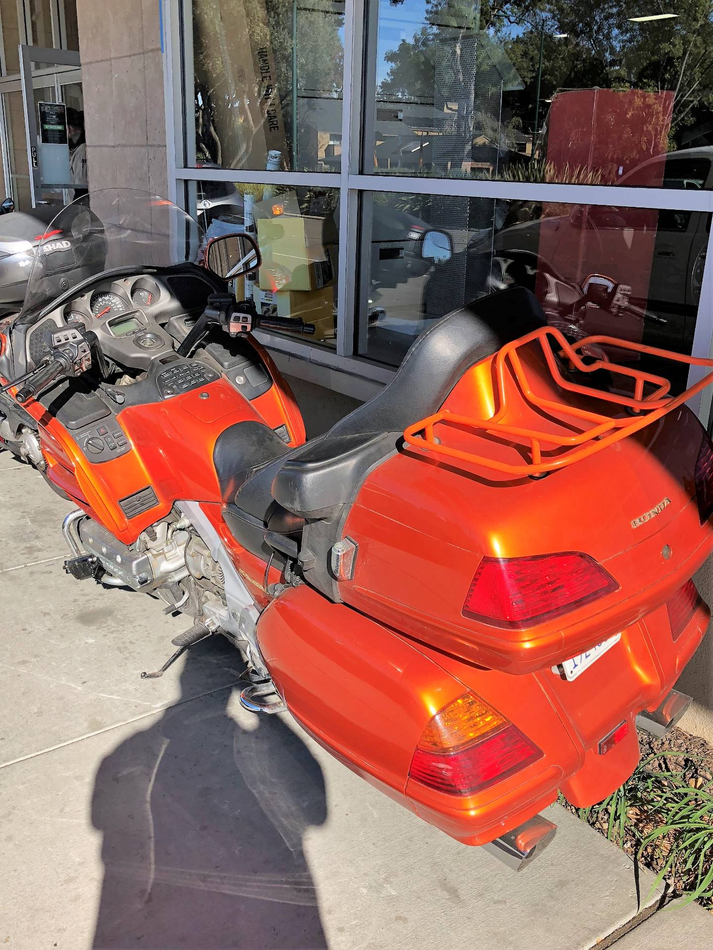 2002 Honda Gold Wing in Hayward, California