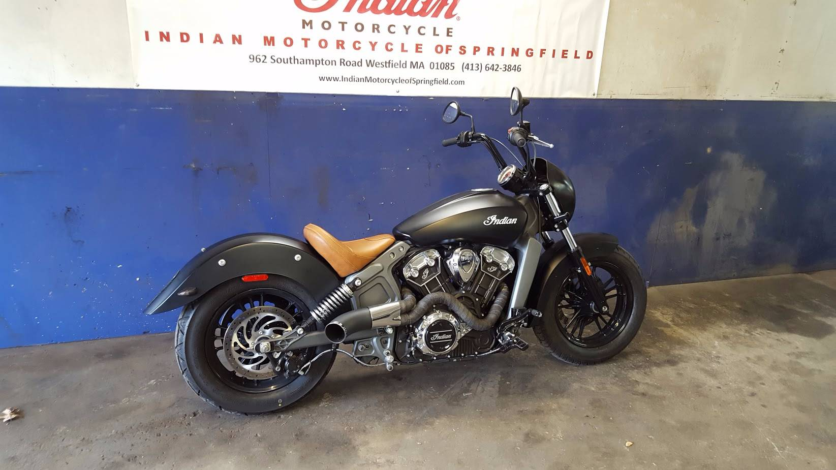 2015 Indian Scout™ in Westfield, Massachusetts