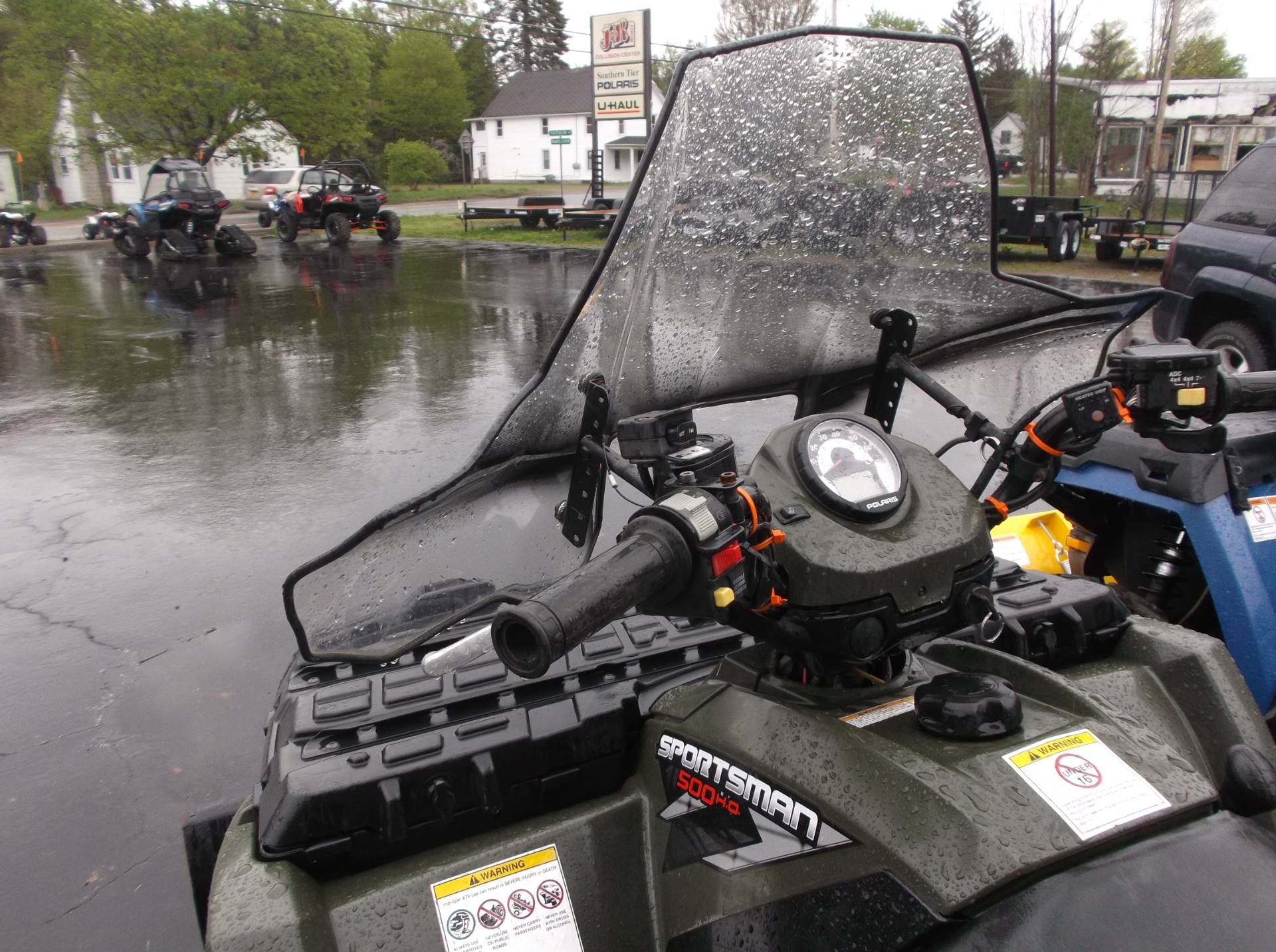 2009 Polaris Sportsman® 500 H.O. in Olean, New York