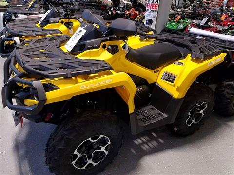 2016 Can-Am Outlander XT 570 in Waco, Texas