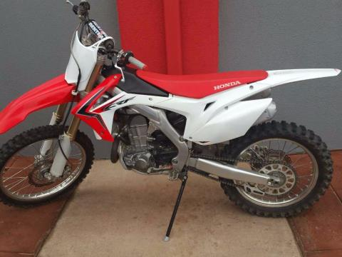 2013 Honda CRF®450R in Waco, Texas