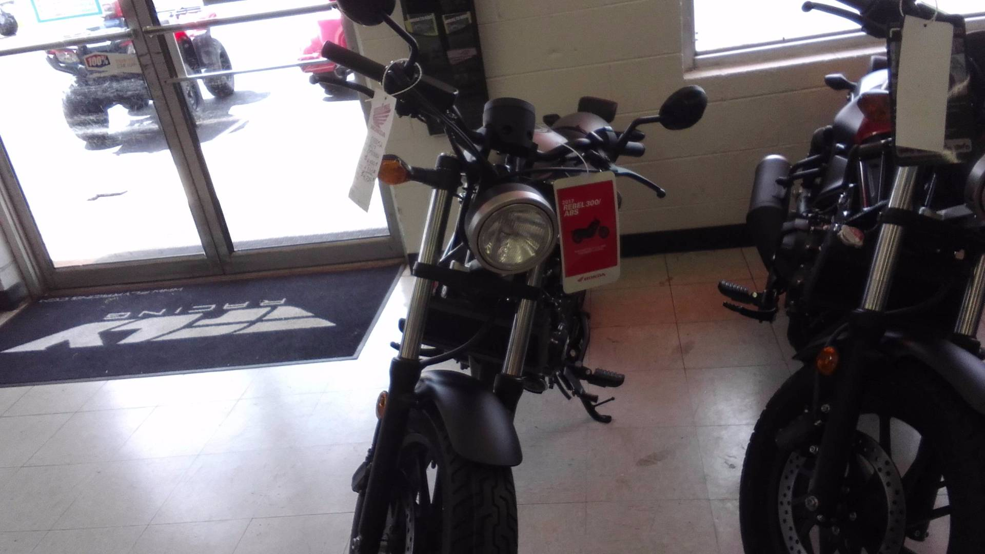 2017 Honda Rebel 300 in Greeneville, Tennessee