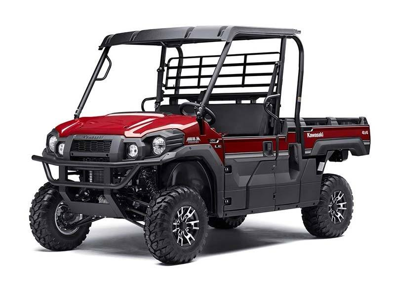 2016 Kawasaki Mule Pro-FX EPS LE in Kingsport, Tennessee